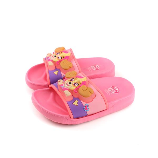 PAW PATROL 拖鞋 粉紅色 中童 D84719-140 no931