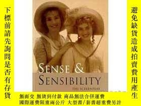 二手書博民逛書店Sense罕見and Sensibility: Screenplay-Y465786 Emma Thompso