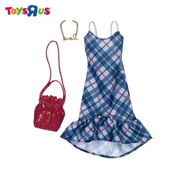 玩具反斗城 BARBIE 芭比時尚服飾組