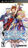 PSP BlazBlue Continuum Shift II 蒼翼默示錄 連續變幻 2(美版代購)