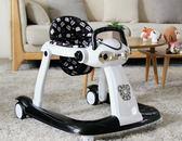 雙11購物節學步車多功能防側翻6/7-18個月嬰兒男寶寶手推可坐女孩幼兒童折疊百搭潮品