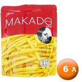 MAKADO 麥卡多 薯條-鹽味 27g (6入)/組