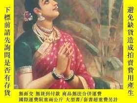 二手書博民逛書店Raja罕見Ravi Varma PAINTER OF COLO
