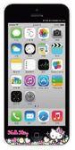 Hello Kitty 彩繪貼  iPhone 5s 5 5c iPhone SE 彩繪螢幕保護貼(101)