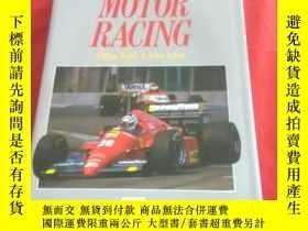 二手書博民逛書店THE罕見HISTORY OF MOTOR RACING WiI
