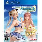 【軟體世界】PS4 生死格鬥:沙灘排球 3 幸運 (中文版)