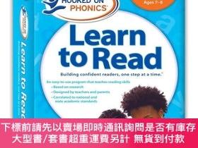 二手書博民逛書店Hooked罕見on Phonics Learn to Read 2nd Grade CompleteY451