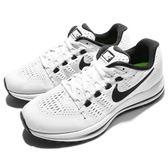【五折特賣】Nike 慢跑鞋 Wmns Air Zoom Vomero 12 白 黑 黑白 避震穩定 運動鞋 女鞋 【PUMP306】 863766-100