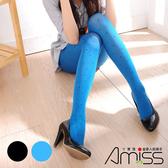 Amiss【C204-8】日本雜誌款‧緹花流行褲襪♥緹花點點(2色)