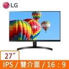 LG 27型 27MK600M-B (寬)螢幕顯示器