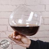 高腳杯啤酒杯超大大號紅酒杯香檳杯英雄杯將軍杯大容量玻璃杯KTV酒吧滿699折89折