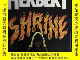 二手書博民逛書店罕見Shrine(英文原版恐怖小說,聖地)Y197435 Jam