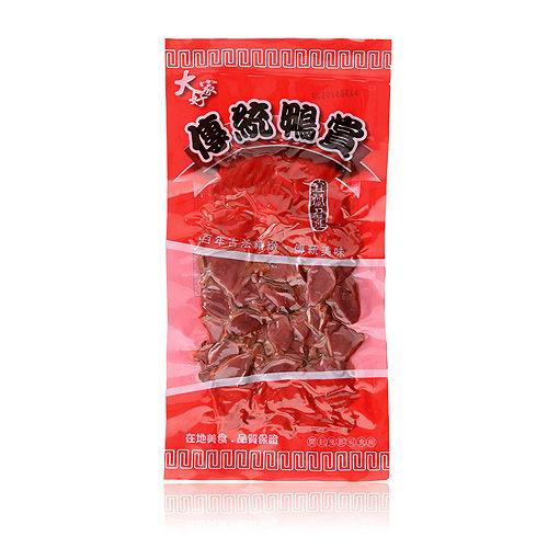 美雅傳統蔗燻鴨胗X3包