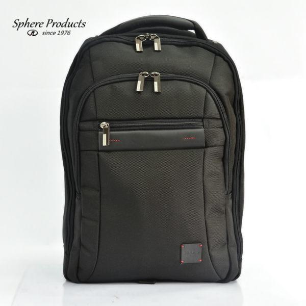 後背包 筆電收納 都會商務 休閒兩用 DC7025-BL 黑色經典款 Sphere 斯費爾專賣