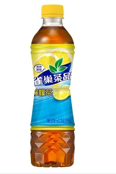 雀巢檸檬紅茶 530mlx24瓶【合迷雅好物超級商城】