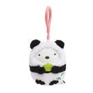 SAN-X 角落生物 海外限定五周年吊飾 角落小夥伴 大白熊 貓熊_XS69503