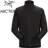 【ARC TERYX 始祖鳥 男 Covert 刷毛外套《黑》】15375/保暖刷毛外套