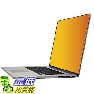 [美國直購] 3M GPF13.3W 金色 28.3*17.8cm 螢幕防窺片 Gold Privacy Filter for Widescreen Laptop 13.3 16:10