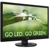 優派 ViewSonic VA2445m-LED 液晶顯示器 24吋Full HD 俐落簡潔設計 呈現精準效能【刷卡含稅價】