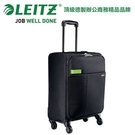 德國LEITZ 智慧商旅系列 6227 4輪登機箱-黑