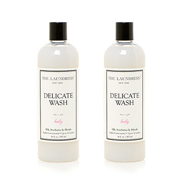 The Laundress Laundry Detergent, Delicate Wash 475ml 衣物清潔系列 精緻衣物洗衣精 兩瓶裝 套組