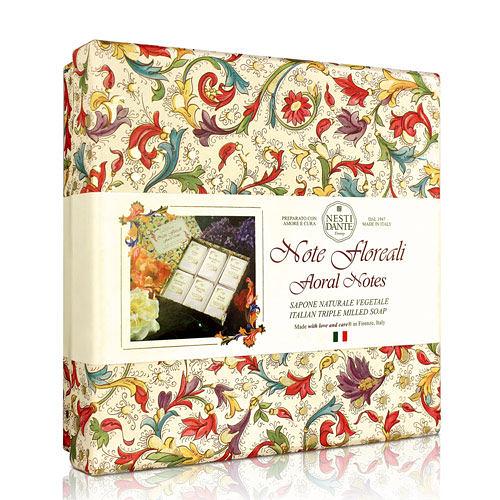 Nesti Dante  義大利手工皂-經典城市之花禮盒(100g×6入)【ZZshopping購物網】