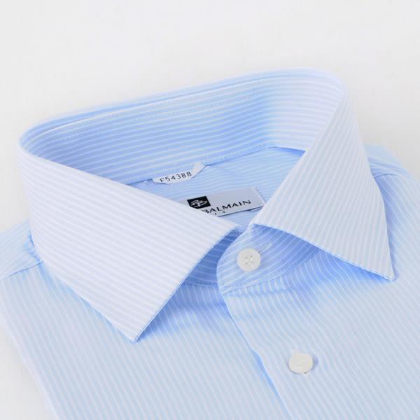 PIERRE BALMAIN 長袖襯衫-藍