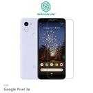 【愛瘋潮】NILLKIN Google Pixel 3a 超清防指紋保護貼 - 套裝版 PET膜