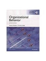 二手書博民逛書店 《Organizational Behavior(GE)(第十六版)》 R2Y ISBN:9781292056555│StephenP.Robbins