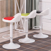 吧台椅升降椅子高腳凳旋轉吧椅靠背家用吧台凳現代簡約前台高腳椅xw 中秋烤肉鉅惠