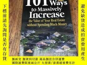二手書博民逛書店101罕見ways to massively increase