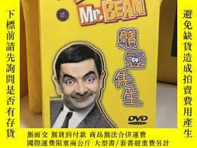 二手書博民逛書店mr.bean罕見憨豆先生:珍藏版 5碟裝 DVD13822 m