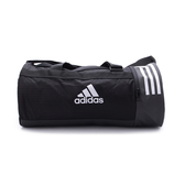 ADIDAS CONVERTIBLE 3-STRIPES 旅行袋 黑 CG1532 鞋全家福