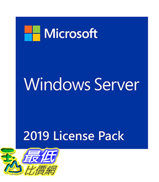 [8美國直購] 暢銷軟體 Microsoft Windows Server Standard 2019 - Additional License (4-Core)