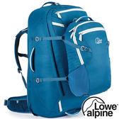 【英國 LOWE ALPINE】AT Voyager 旅行子母背包 65+15L『西洋藍』登山.休閒.戶外.後背包 FTR-30-AT-65