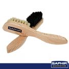 【SAPHIR莎菲爾】多用途刷(大)-皮夾除塵刷   皮件保養工具