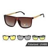 【南紡購物中心】【SUNS】TR90男士駕駛時尚偏光墨鏡/太陽眼鏡 抗UV(91513)