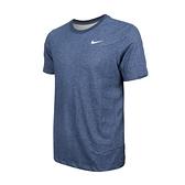 NIKE 男短袖T恤(Dri-FIT 慢跑 路跑 訓練 上衣「AR6030-473」≡排汗專家≡