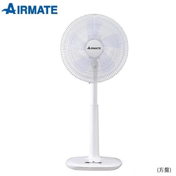 免運費 AIRMATE 艾美特 14吋 8段微電腦 電漿離子清淨 DC節能 電風扇/立扇/電扇 FS35173B