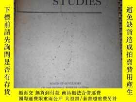 二手書博民逛書店Banking罕見Studies(美聯儲銀行業研究)Y18297