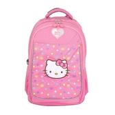 【IMPACT】HELLO KITTY-聯名護脊書包-成長型-粉紅 IMKT007PK