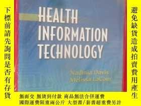 二手書博民逛書店Health罕見Information Technology 【