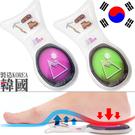AIR ARCH氣拱鞋墊(韓國製造)減壓按摩鞋墊子.足弓支撐氣墊.增高墊隱形墊.扁平足矯正墊.皮鞋球鞋