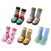 學步鞋 室內鞋襪 防滑顆粒 卡通圖案 寶寶襪 新生兒 透氣 襪子 88270