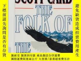二手書博民逛書店The罕見Folk of the Fringe 英文原版《邊緣民