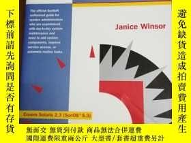 二手書博民逛書店ADVANCED罕見SYSTEM ADMINISTRATOR S GUIDEY12800 JANICE WIN