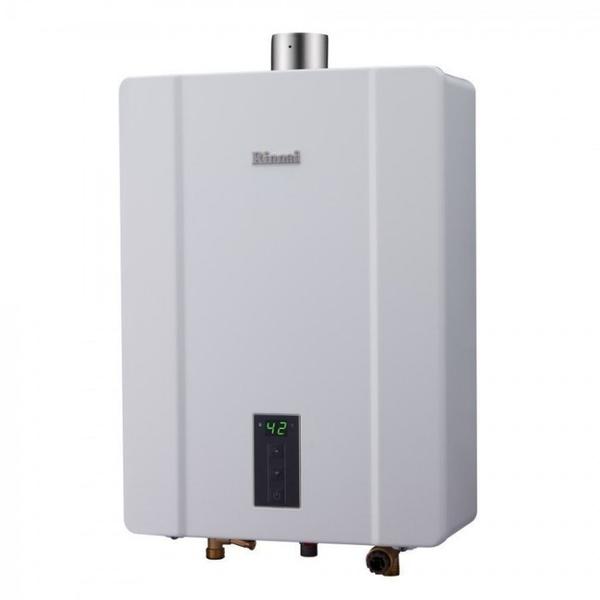 (修易生活館) Rinnai 林內 FE強制排氣式熱水器 RUA-C1600 WF 16L
