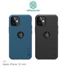 NILLKIN Apple iPhone 12 mini 磨砂護盾 Pro 磁吸保護殼