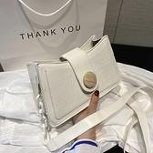 高級感包包2020新款潮女夏季時尚鏈條單肩包網紅腋下包百搭斜背包 【ifashion·全店免運】