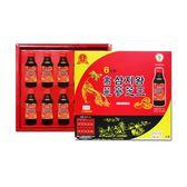 金蔘-6年根韓國高麗人蔘蔘芝王禮盒(10入/盒,共1盒)